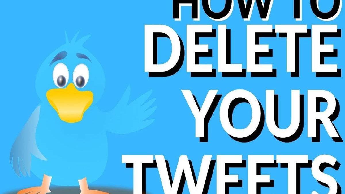 How to Delete all Tweets? – Tweet Eraser, Tweet Delete, and More