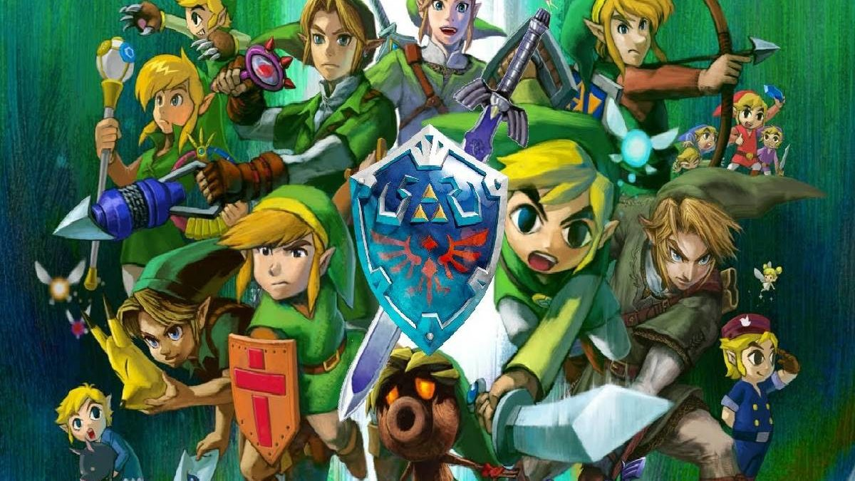 Legend of Zelda Games – The Definitive Chronological Line, and More