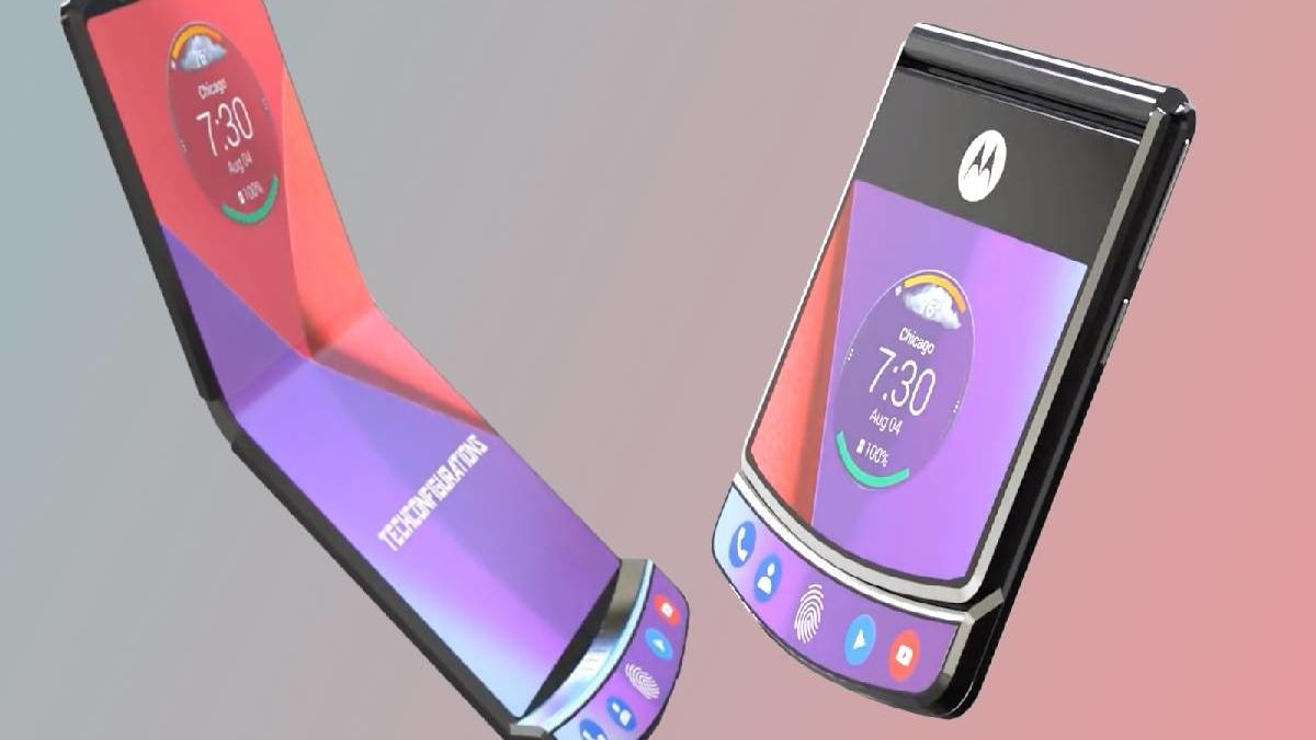 New Razr Phone – Old Ways and New Uses, Folding screen, and More
