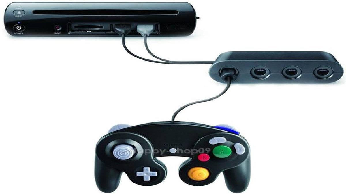 GameCube Controller Adapter – GameCube Controller in Dolphin, and More