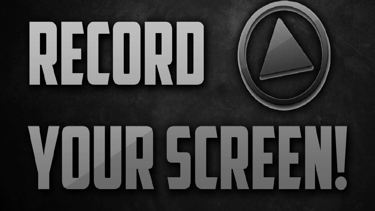 How to Screen Record? – Screen Record with Game Bar, and More
