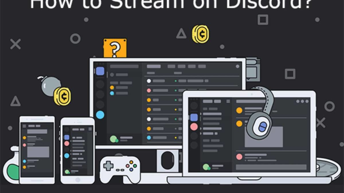 How to Stream on Discord? – Personal Data, Features, and More