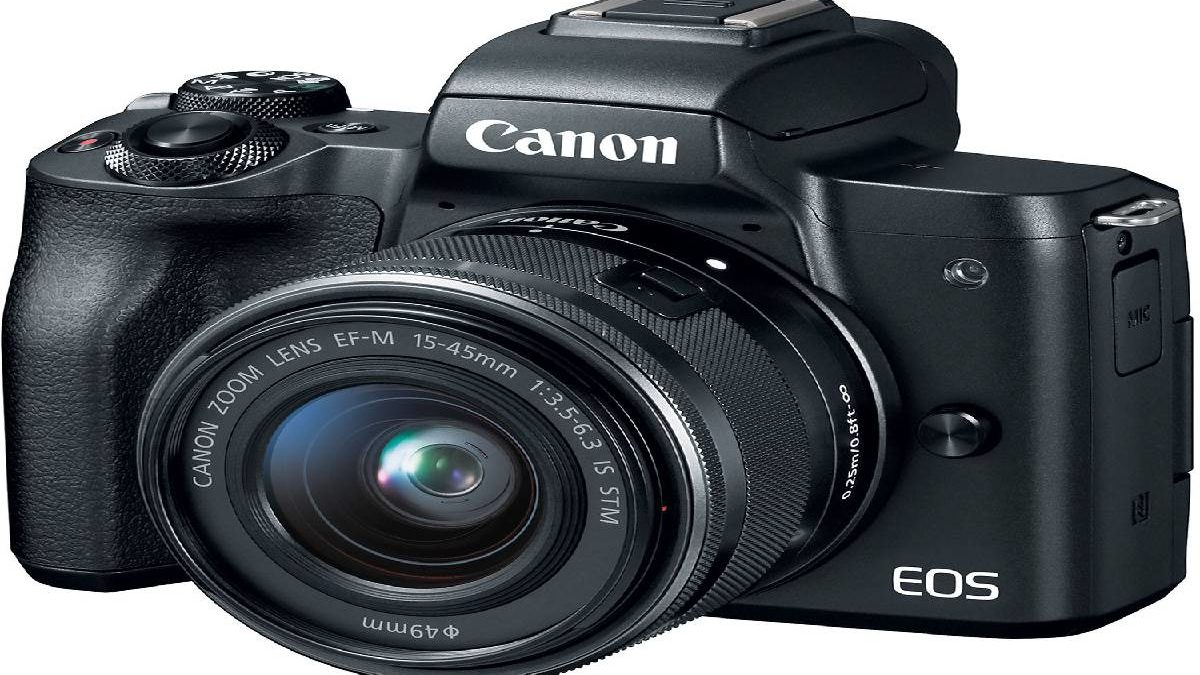 Canon EOS M50 – Key Features, Pricing, Availability, and More