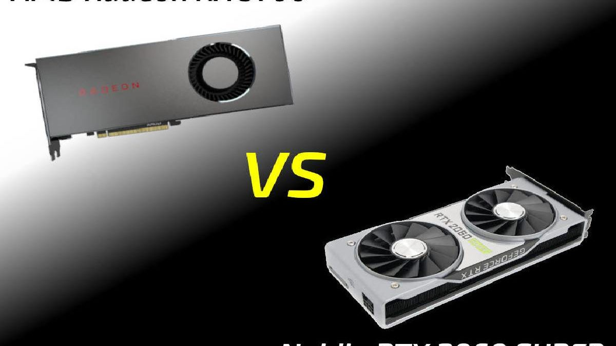 RX 5700 vs RTX 2060 – Performance, Efficiency, and More