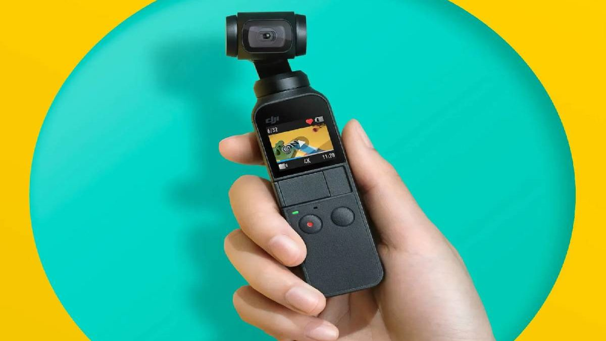 Osmo Pocket – Miniature, Technology, Powerful Snapper, and More