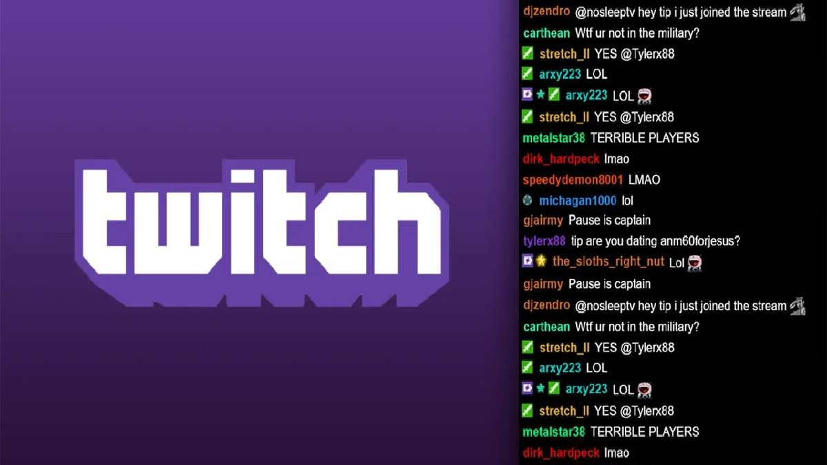 Twitch Chat Logs – Connect to Twitch, Final Requirements, and More