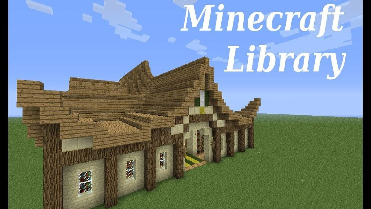 Minecraft Library – Differences Between Libraries, Notes, and More