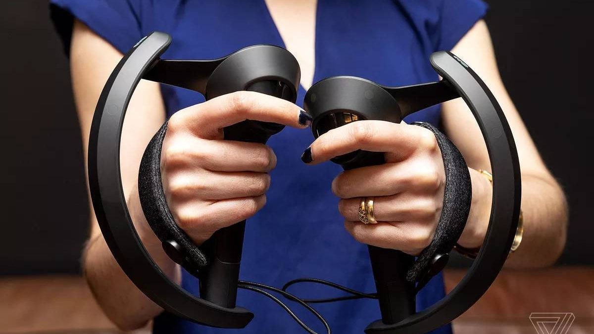 Valve Index controllers – The Headphone, Integrated Speakers, and More