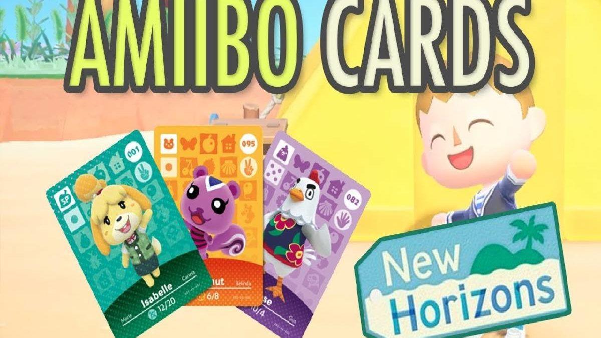 Amiibo Cards – Top 10 most expensive Amiibo tickets.