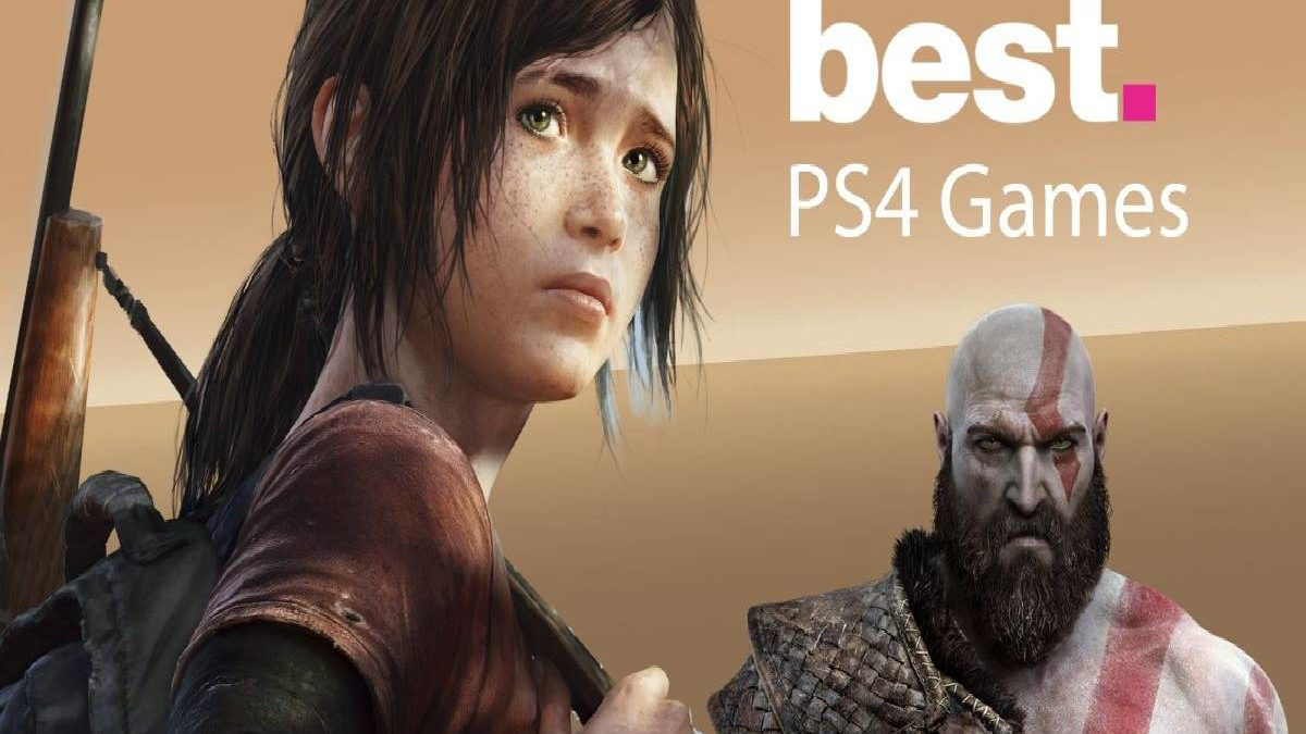 Best PS4 Games – 8 Best PS4 Games To Choose.