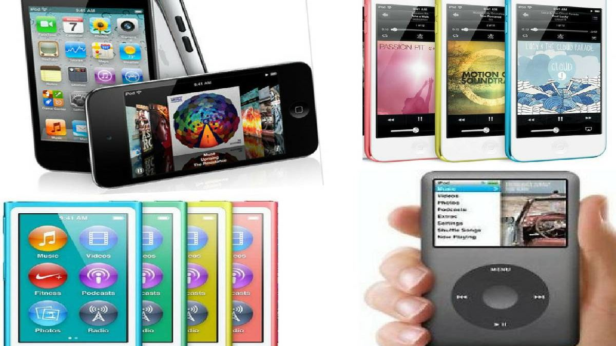 iPod Generations – Use the Apple website, iPod Touch, and More