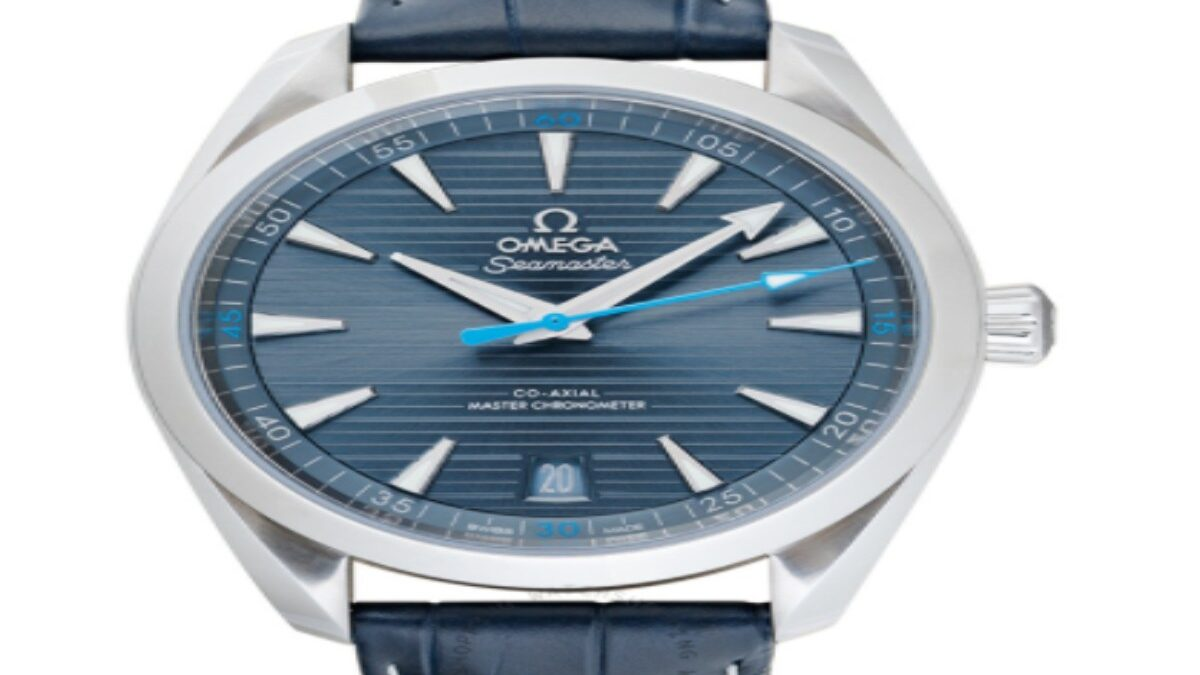 Omega Seamaster Series: A Collection Of Stylish Watches for Strenuous Physical Activities