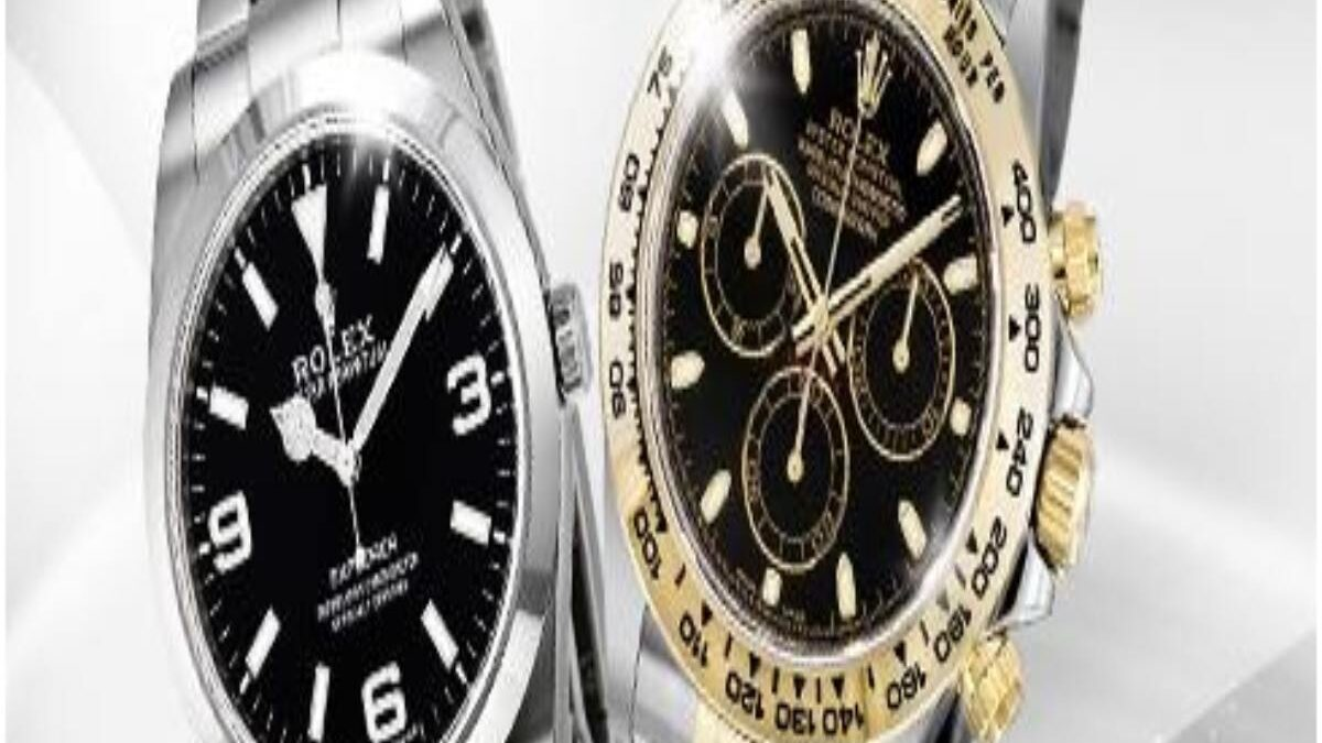 Four Most Outstanding Rolex Watches That You Must Have In Your Collection