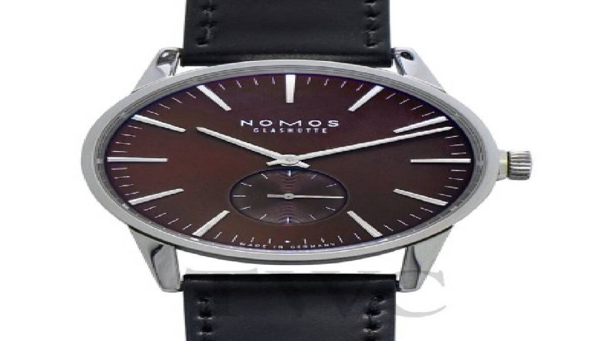 Time to Rise: 5 Luxury Watches of Nomos Glashutte You Should Purchase Today